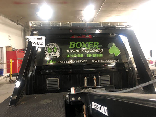 Boxer Towing