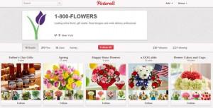 1-800-FLOWERS on Pinterest