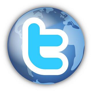 world twitter icon