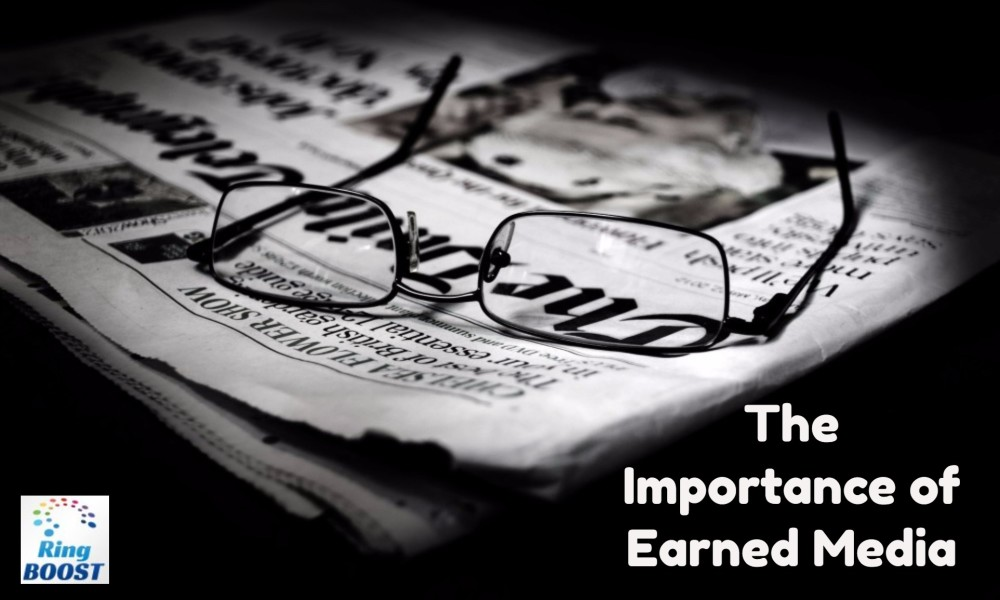 earned media marketing header