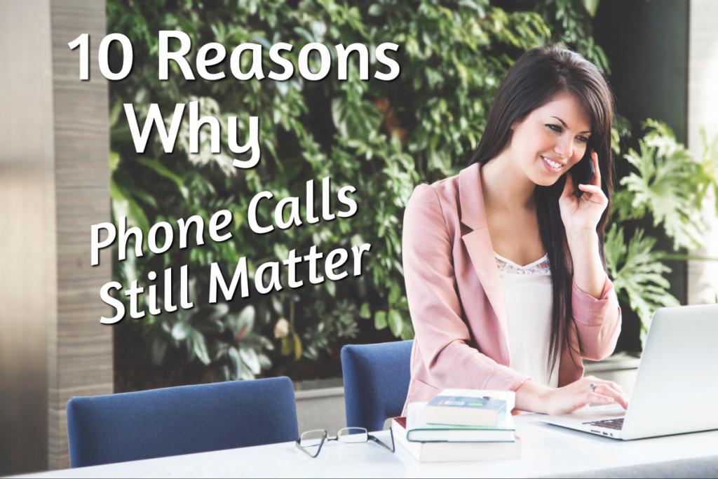 phone calls matter header