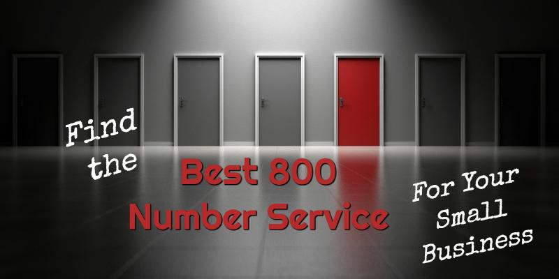 best-800-number-service