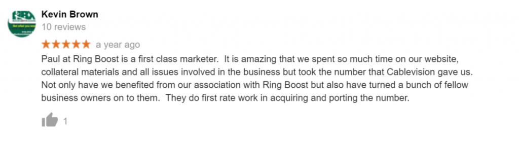 RingBoost review 6