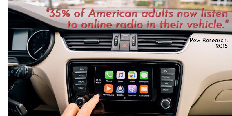 online-radio-in-car-visual-stat